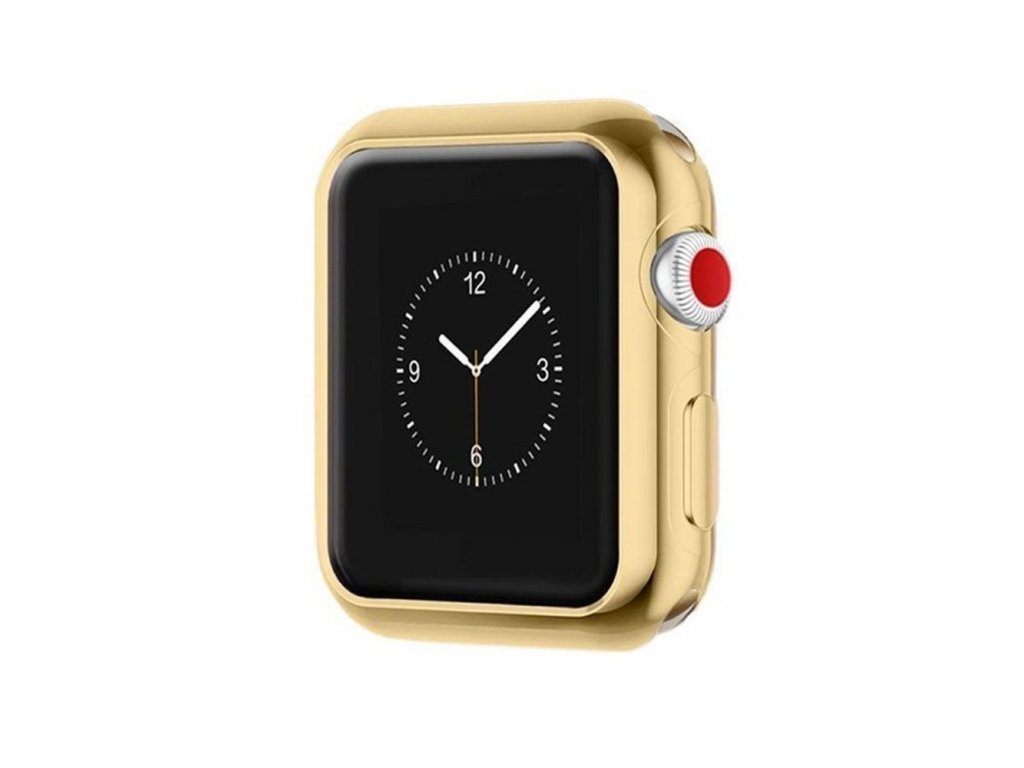Innocent Shining Jet Case Apple Watch Series 1/2/3 38mm - Champagne gold
