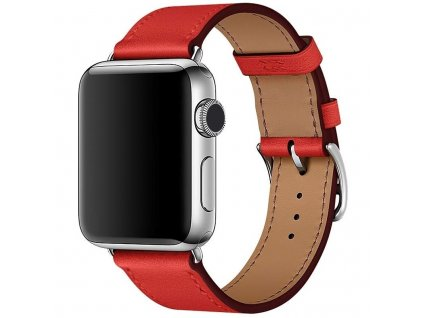 Innocent Classic Buckle Band Apple Watch 42/44mm - Red