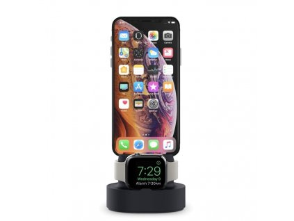 Innocent iPhone & Watch & AirPods Charging Dock - Black