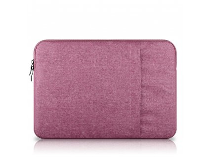 "Innocent Fabric Sleeve MacBook Air/Pro 13"" - Pink"