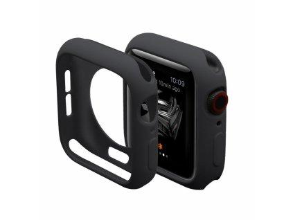 Innocent Silicone Case Apple Watch Series 1/2/3 38mm - Black