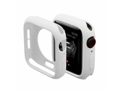 Innocent Silicone Case Apple Watch Series 4/5 44mm - White