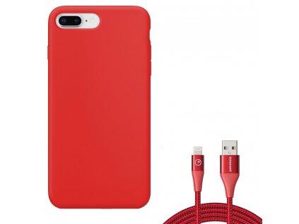Innocent California Slim Set iPhone 8/7 Plus - Red