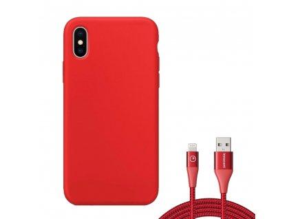Innocent California Slim Set iPhone XS Max - Red