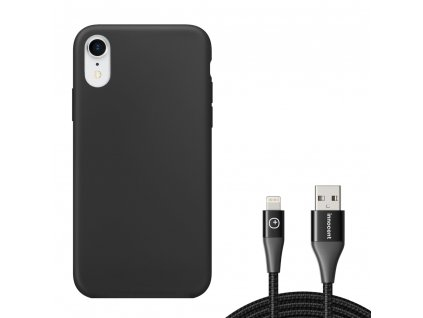 Innocent California Slim Set iPhone XR - Black