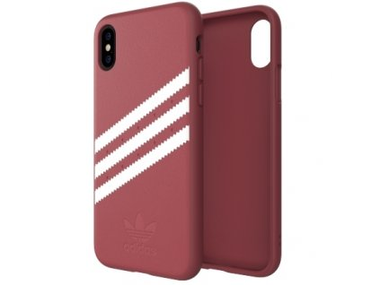 Adidas 3-Stripes Snap Case iPhone X/XS - Pink