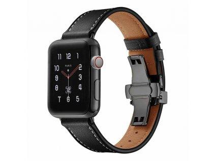 Innocent Butterfly Clutch Modern Band Apple Watch 42/44mm - Black