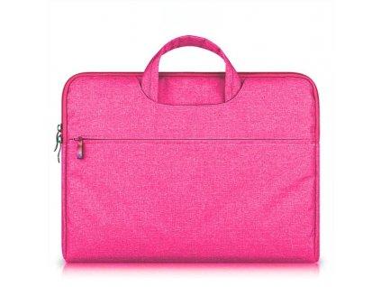 "Innocent Fabric BriefCase MacBook Pro 15"" - Neon Pink"