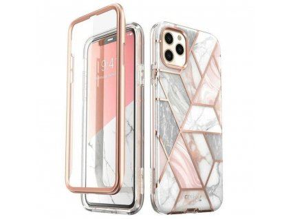 Supcase Cosmo 360 Marble iPhone 11 Pro Max - Pink