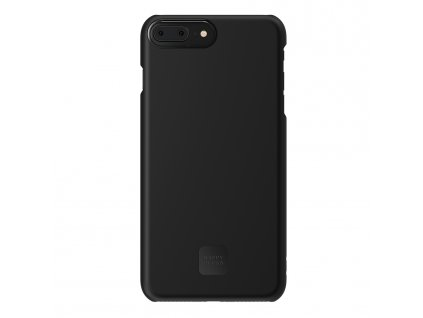 Happy Plugs Nude Case iPhone 8/7 Plus - Black