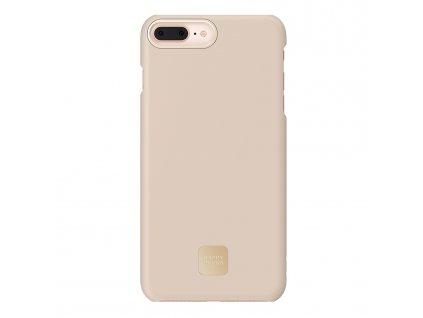 Happy Plugs Nude Case iPhone 8/7 Plus - Beige