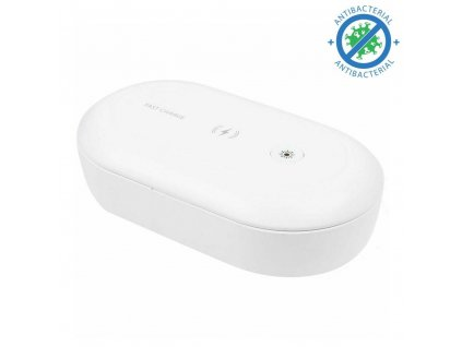 SaniBox UV Sterilizer Box Qi Wireless Charger