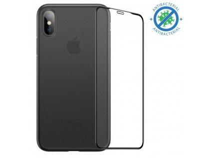 Innocent Slim Antibacterial+ 360 Set iPhone XS Max - Black