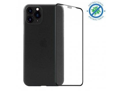 Innocent Slim Antibacterial+ 360 Set iPhone 11 Pro Max - Black