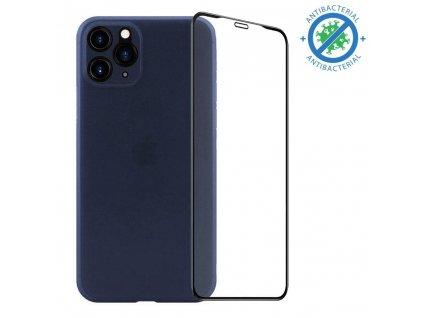 Innocent Slim Antibacterial+ 360 Set iPhone 11 Pro - Navy Blue