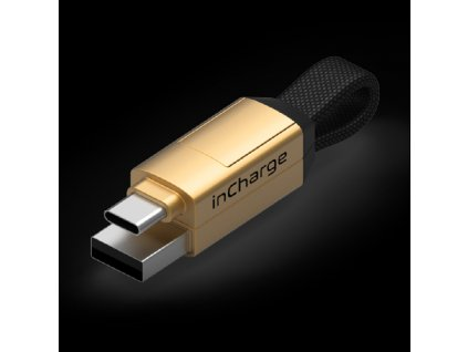 inCharge 6 All-in-one USB - Gold