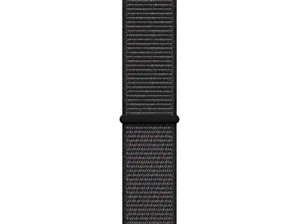 Innocent Fabric Loop Apple Watch Band 42/44mm - Black