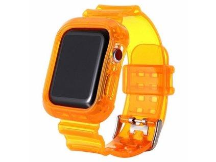 Innocent Neon Band Case Apple Watch 42/44mm - Orange