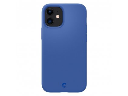 Spigen Cyrill Silicone Case iPhone 12 mini - Blue