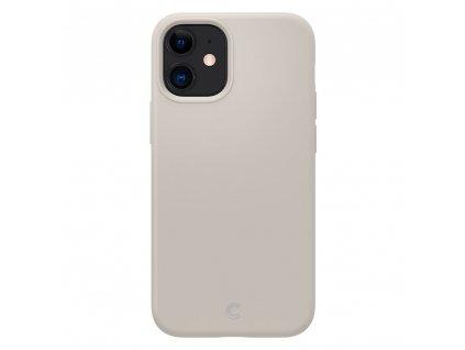 Spigen Cyrill Silicone Case iPhone 12 mini - Beige