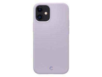 Spigen Cyrill Silicone Case iPhone 12 mini - Lavender