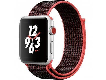 Innocent Sport Loop Boost+ Apple Watch Band 42/44mm - Red