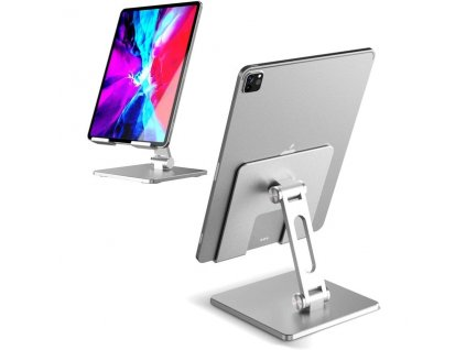 Innocent Foldable Alustand for iPad - Silver