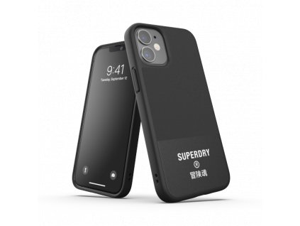 Superdry Moulded Canvas Case iPhone 12 mini