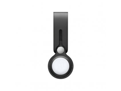 Innocent Leather Loop Case for AirTag - Black