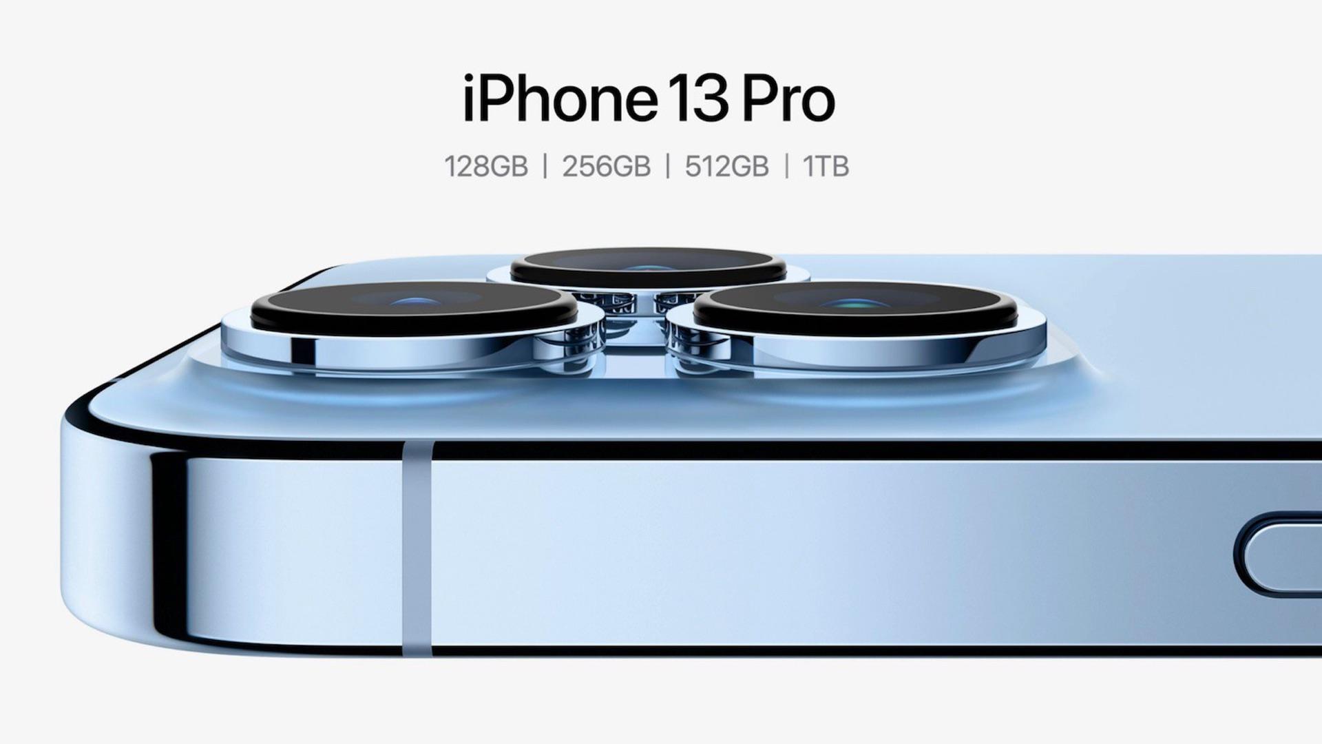Nové funkce fotoaparátu iPhone 13: makro, režim filmu, fotografické styly, vylepšení senzorů a další