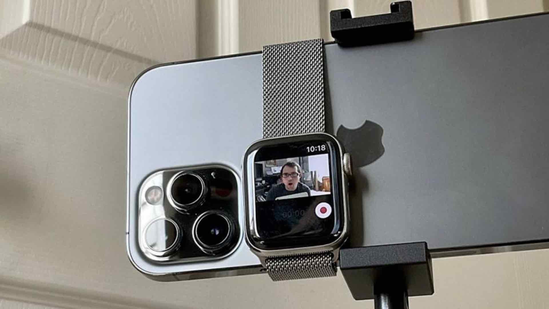 Víte jak používat hodinky Apple Watch, jako hledáček a dálkové ovládání fotoaparátu pro iPhone?