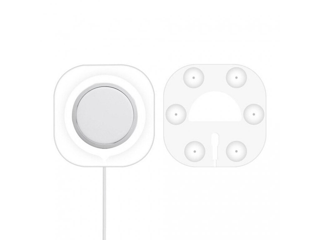 Innocent California Pad Holder for Apple MagSafe Cable - White