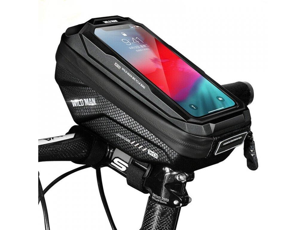 "WildMan HardPouch Bike Mount ""X1"""