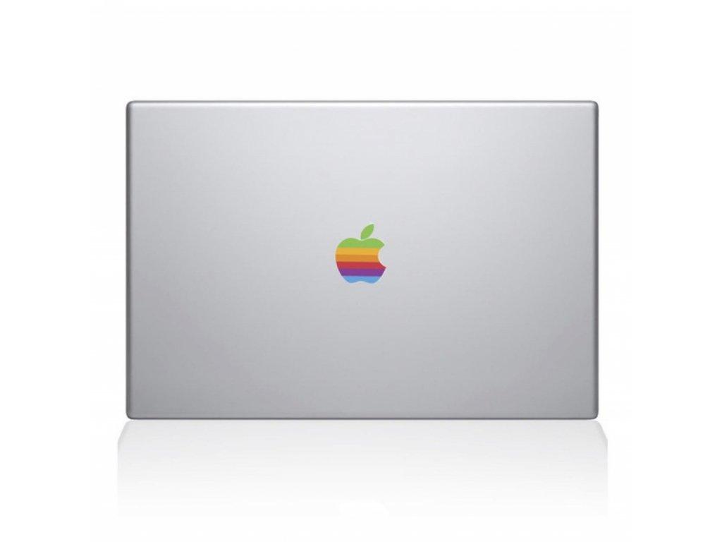 "Retro Apple Rainbow MacBook Sticker - MacBook Air 13"", MacBook Pro Retina 13"", MacBook Pro Retina 15"", MacBook Pro 13"", MacBook Pro 15"""