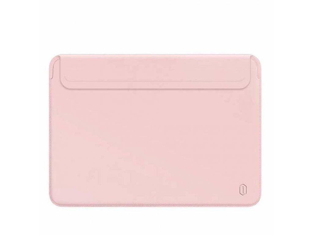 "PU Leather Carry HandCraft Sleeve MacBook Pro 15"" USB-C - Pink"