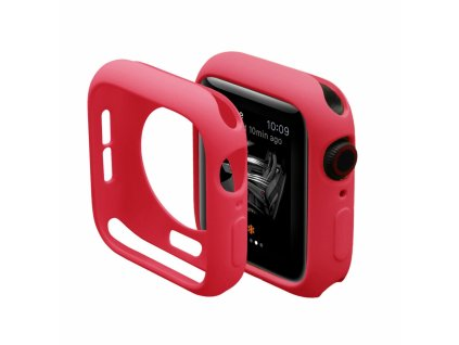 Innocent Silicone Case Apple Watch Series 4/5 40mm - Red