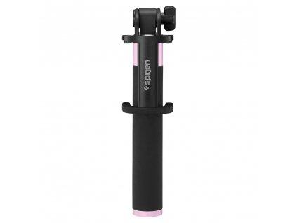 Spigen S530W Wireless Selfie Stick - Rose Gold