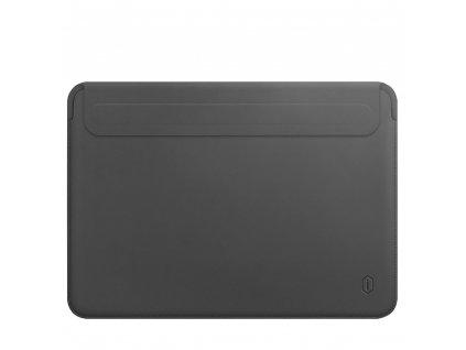 "PU Leather Carry HandCraft Sleeve MacBook Pro 15"" USB-C - Black"