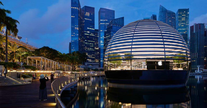Da Bangkok a New York: i 5 migliori Apple Store in tutto il mondo
