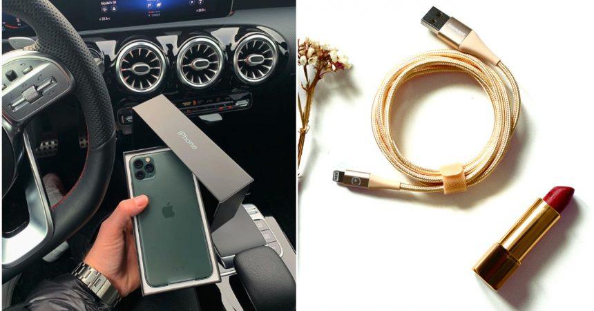 Perché non dovresti usare il caricabatterie per iPhone di qualcun altro in nessun caso?