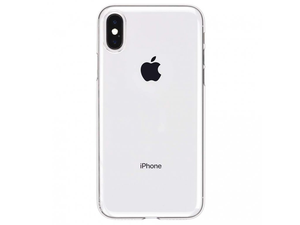Innocent Air Case 0.20mm iPhone XS/X - Clear