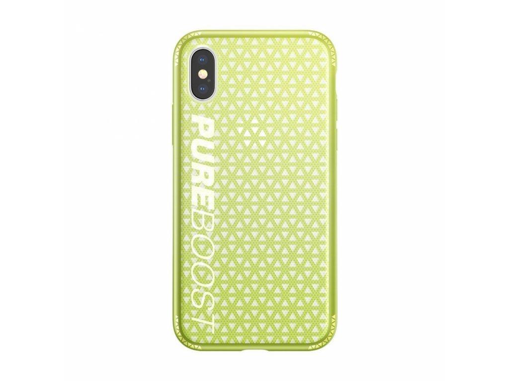 Baseus Parkour Case iPhone X - Lime