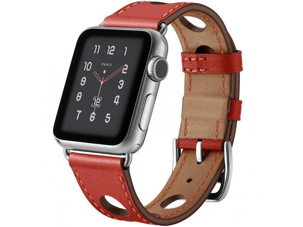 Innocent Boheme Band Apple Watch 42/44mm - Red