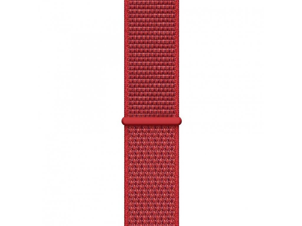 Innocent Fabric Loop Apple Watch Band 42/44mm - Red
