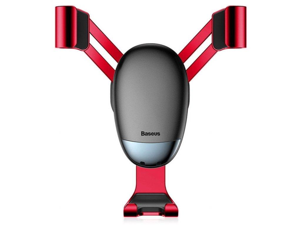 Baseus Mini Gravity Car Mount - Red