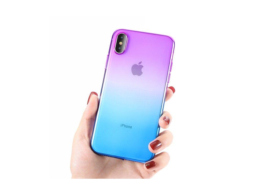 Innocent Rainbow Case iPhone 8/7 Plus - Purple - Blue