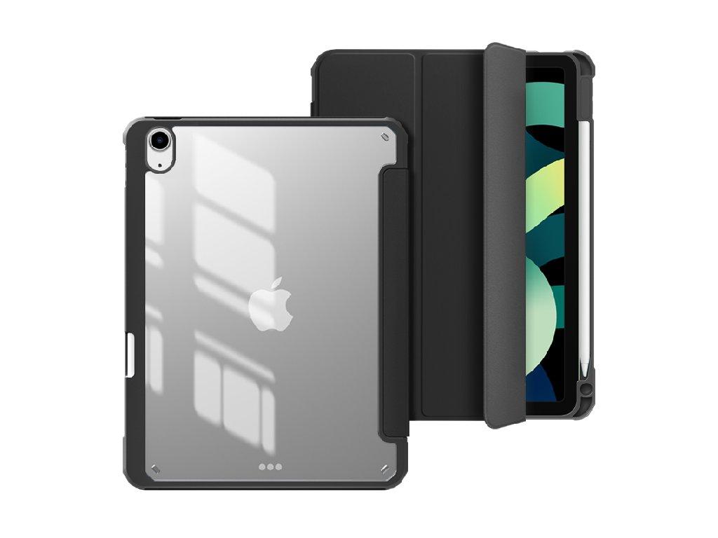 "Innocent Journal Tough Case iPad Air 10.9"" 2020, Pro 11"" 2018  - Black"