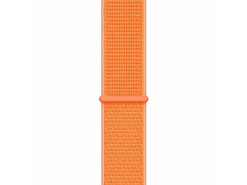 Innocent Fabric Loop Apple Watch Band 42/44mm - Papaya