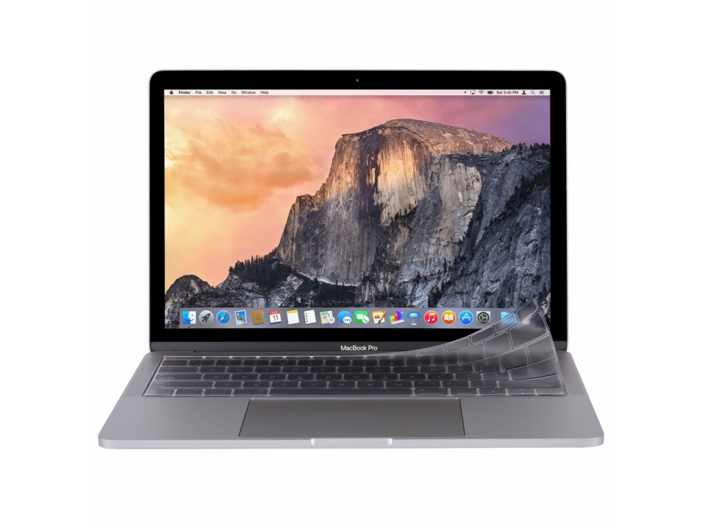 """Innocent ClearGuard MacBook Keyboard Protector Clear EU - MB 12"""" / Pro 13"""" without touchbar"""