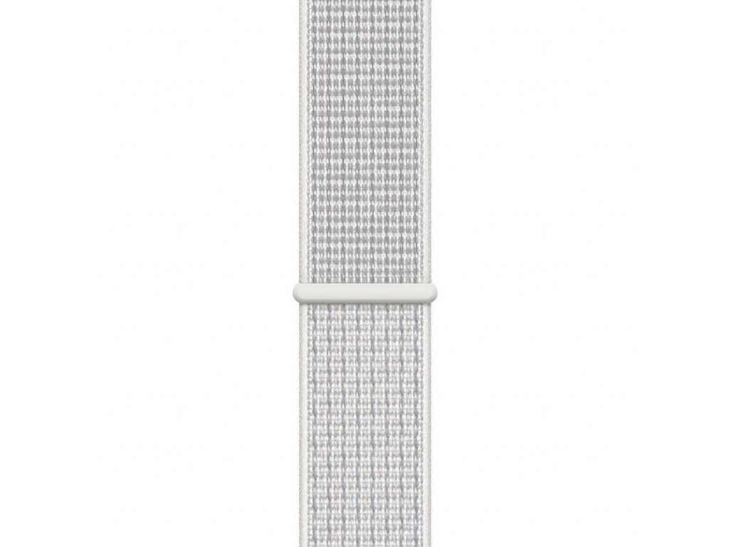 Innocent Sport Loop Boost+ Apple Watch Band 42/44mm - Reflective White